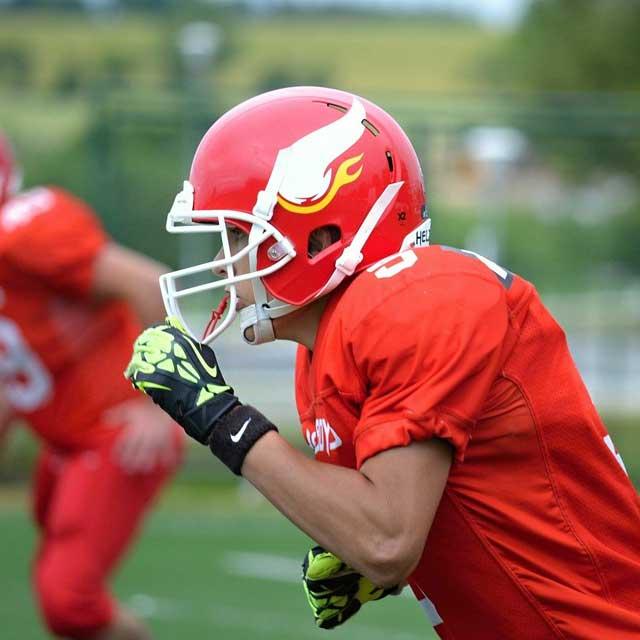 アメリカンフットボールにおける、A-wearを用いたトレーニングの重要性